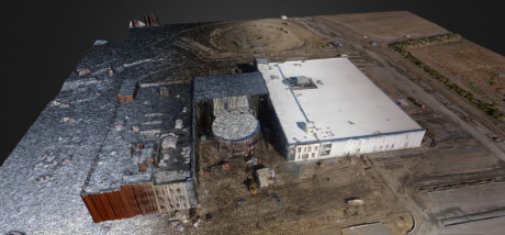 construction mapping using drones