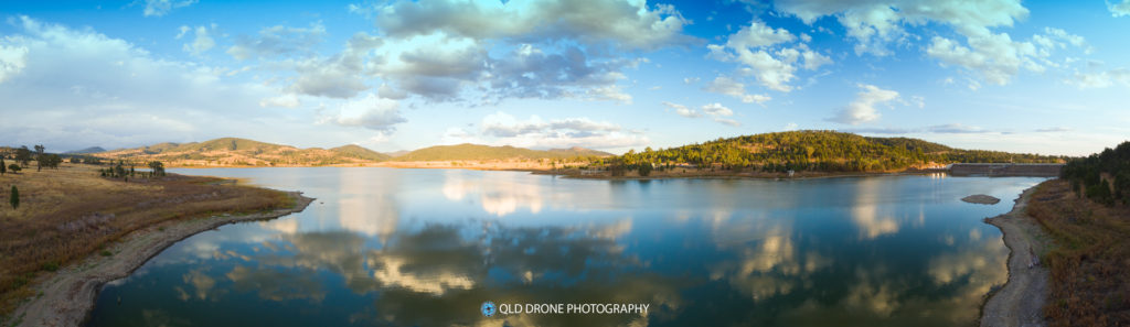 Quipolly Dam in central NSW