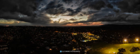 Bellbowrie sunset