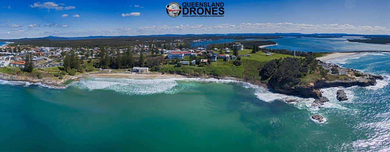 aerial tourism photography using drones
