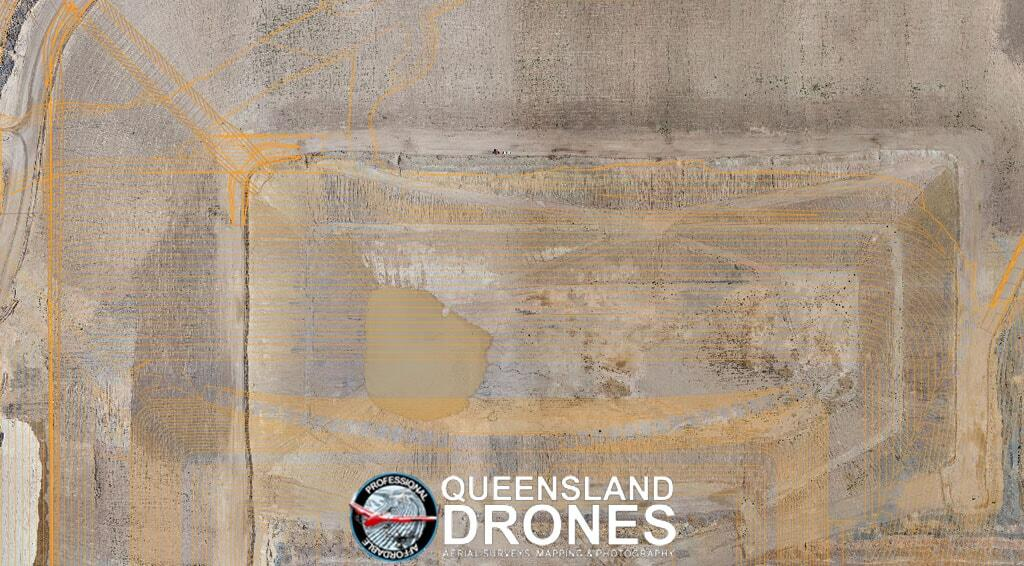 Drone topographic mapping delivers incredibly detailed TIN and Mesh outputs