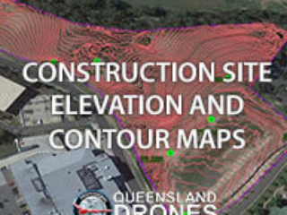 Contour Maps for Construction and Development