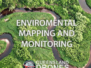 Environmental Mapping Using Drones