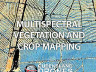 Multispectral Mapping, Vegetation Mapping and Crop Health Mapping