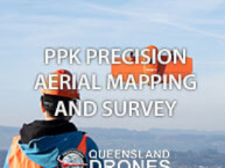 PPK Precision Mapping Using Drones