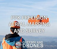 PPK Precision Aerial Mapping and Survey Using Drones