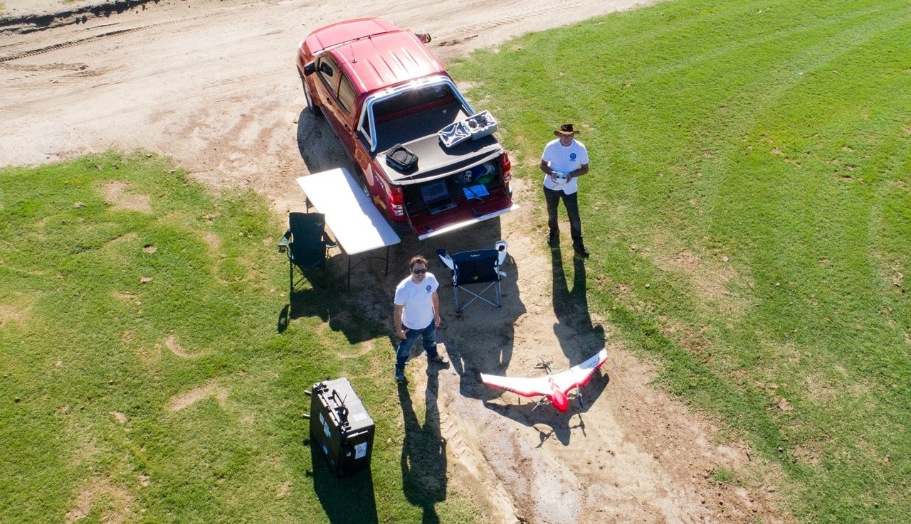 Queensland Drones professional aerial photography and aerial mapping