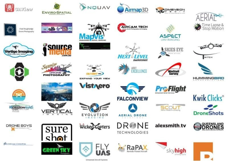 commercial uav operators competing for business