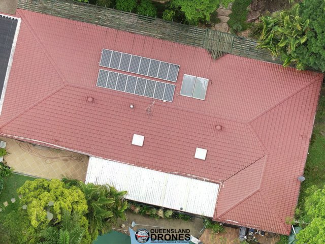 roof inspection using drones